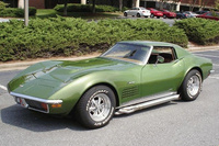 1972 Chevrolet Corvette picture