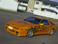 Picture of 1988 Toyota Supra 2 dr Hatchback, exterior