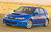 2008 Subaru Impreza Overview