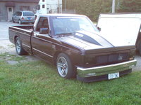 Picture of 1984 Chevrolet S-10