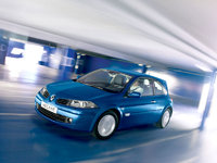 2003 Renault Megane Picture Gallery