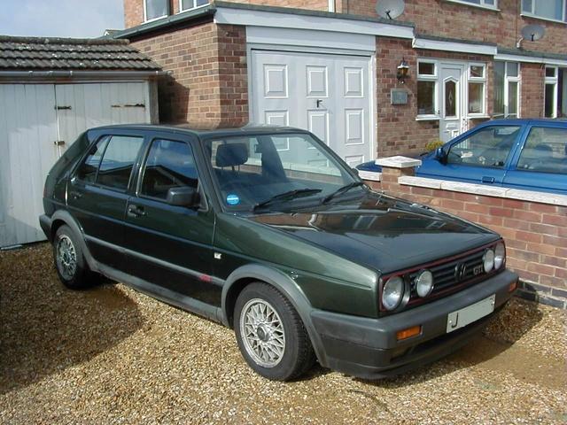 Picture of 1992 Volkswagen GTI 1.8L 2-Door FWD, gallery_worthy