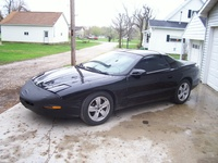 1994 Pontiac Firebird Base, 1994 Pontiac Firebird 2 Dr STD Hatchback picture