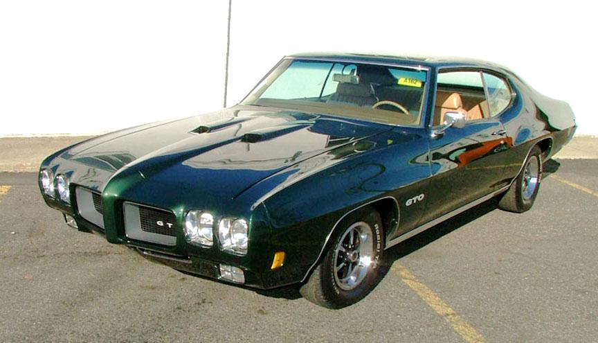 1970 Pontiac Gto Pictures Cargurus