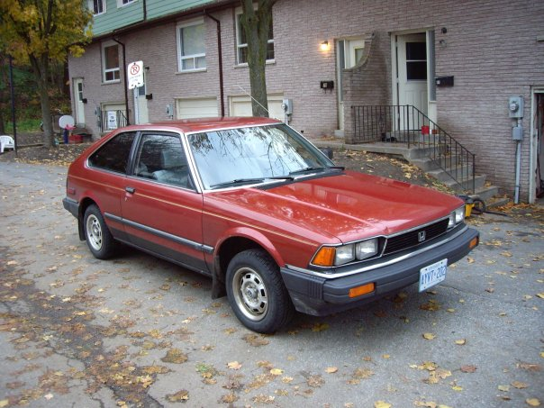 1982 Honda Accord LX Hatchback picture