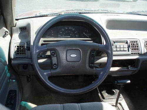 Ford Tempo 1991 Automotive News