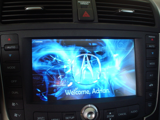 Picture Of 2006 Acura TL FWD With Navigation, Interior, Gallery_worthy