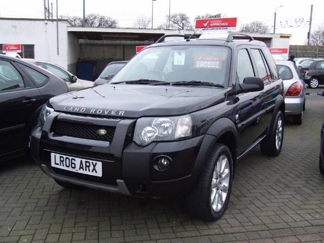 2004 land rover freelander suv review edmundscom autos post. Black Bedroom Furniture Sets. Home Design Ideas