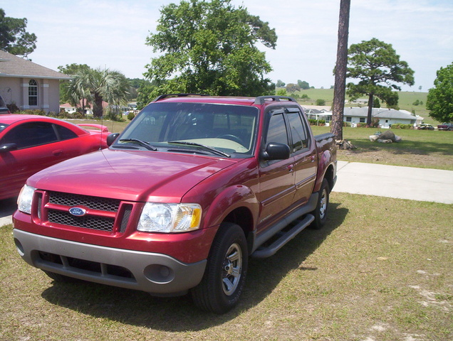 Picture of 2001 Ford Explorer Sport Trac Crew Cab, exterior