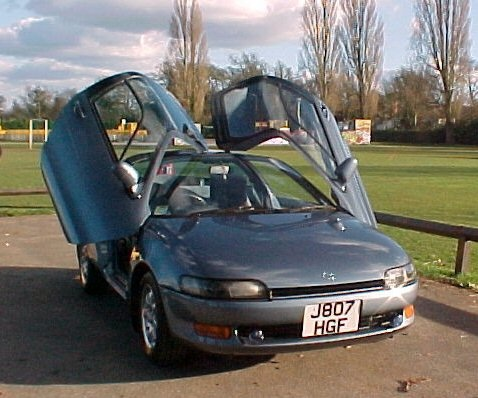 Picture of 1991 Toyota Sera, gallery_worthy