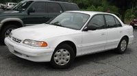 Picture of 1995 Hyundai Sonata GL V6
