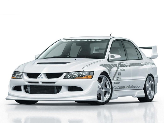 Picture of 2002 Mitsubishi Lancer Evolution