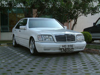 Picture of 1997 Mercedes-Benz S-Class S 600, gallery_worthy