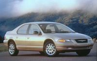 1999 Chrysler Cirrus 4 Dr LXi Sedan picture