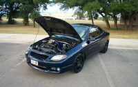 2003 Ford Escort ZX2 picture