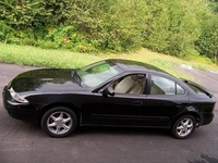 1999 Oldsmobile Alero 4 Dr GLS Sedan picture
