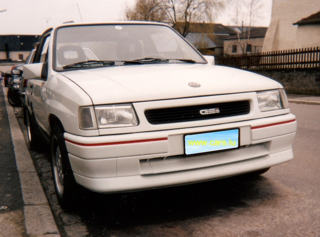 Picture of 1990 Opel Corsa, gallery_worthy
