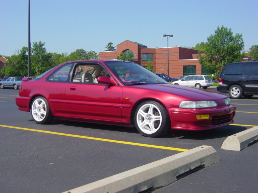 Acura Integra Dr Ls Hatchback Pic X