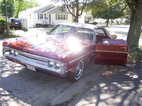 Picture of 1971 Plymouth Fury