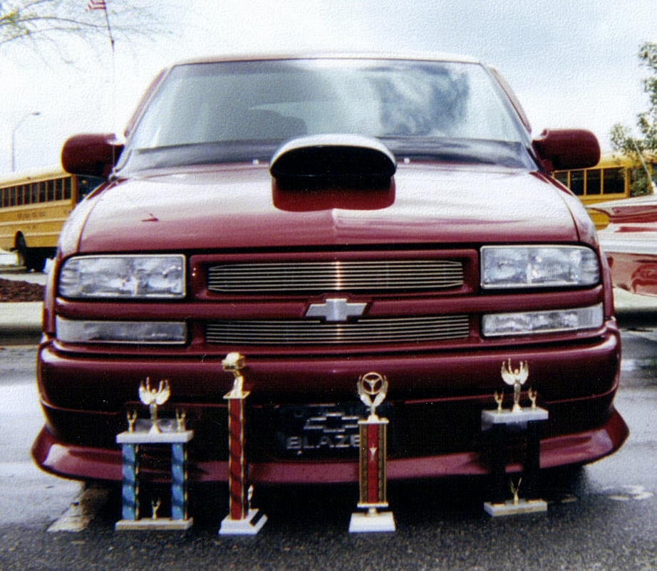 2001 Chevrolet Blazer 2 Dr Xtreme SUV - Other Pictures - 2001 ...