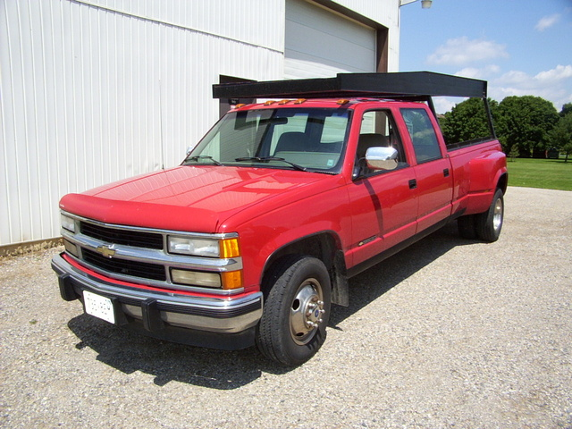 Picture of 1994 Chevrolet C/K 3500 Crew Cab 2WD
