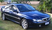 2005 Holden Calais Overview