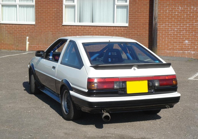Picture of 1985 Toyota Corolla GTS Coupe, gallery_worthy