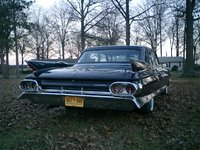 1961 Cadillac Fleetwood Overview