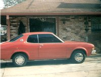 1975 Dodge Colt, I wish I still had this car!!! This was my true first love.I devoted a lot of time & sweat to this car(I was only 17-18 years old-1988-89)