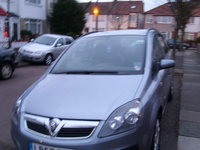Picture of 2007 Vauxhall Zafira