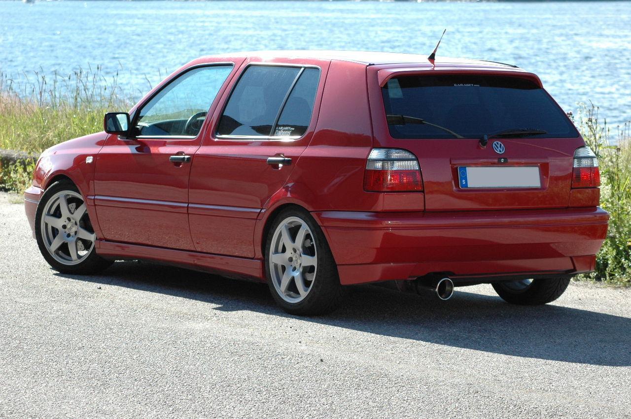 Volkswagen Gti Vr6 Specs >> 1996 Volkswagen GTI - Pictures - CarGurus