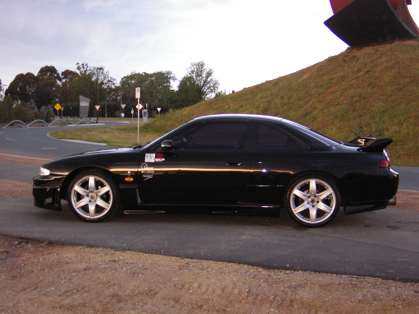 1995 nissan 200sx other pictures cargurus. Black Bedroom Furniture Sets. Home Design Ideas