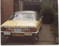1973 Vauxhall Victor Overview