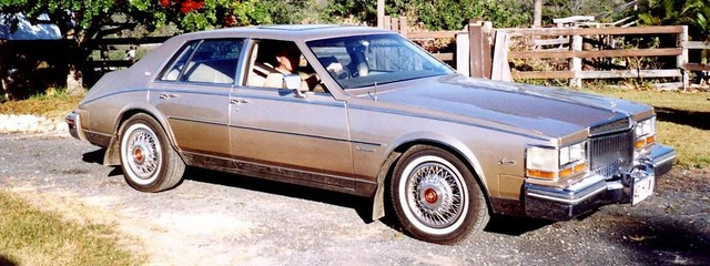 Cadillac Seville Pic X