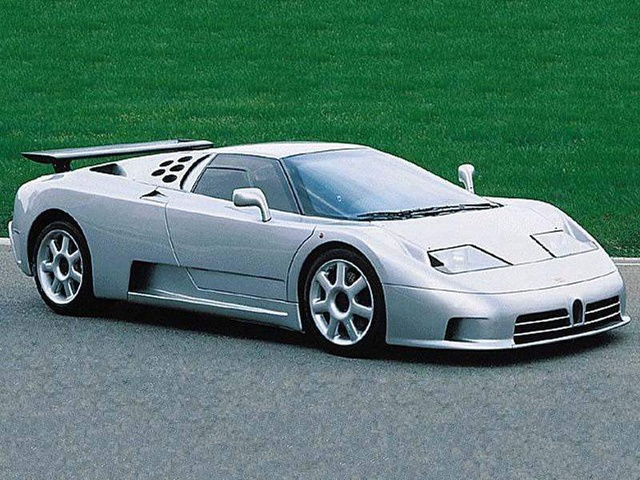 Picture of 1991 Bugatti EB110