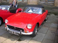 1964 MG MGB picture