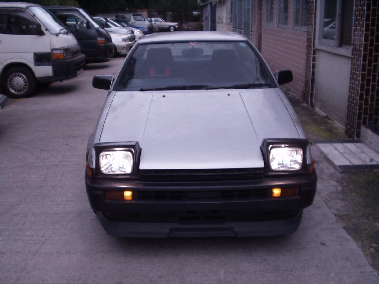 1983 Toyota Corolla Pictures Cargurus