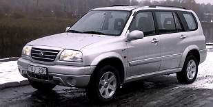 Picture of 2005 Suzuki Grand Vitara LX 4WD