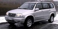 2005 Suzuki Grand Vitara Picture Gallery