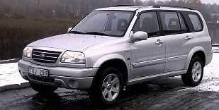 Picture of 2005 Suzuki Grand Vitara 4 Dr LX 4WD SUV