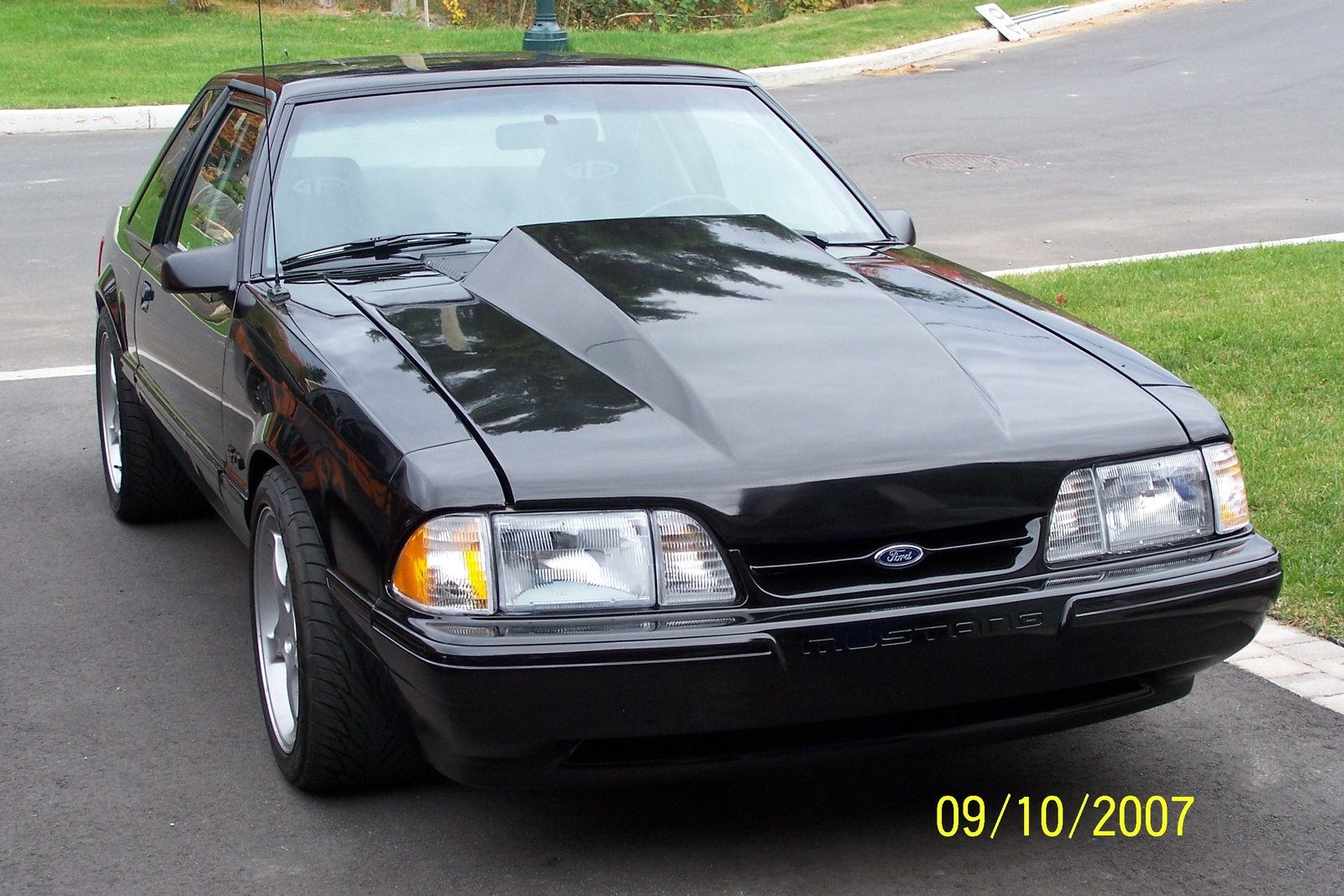 Ford Mustang Dr Lx Coupe Pic on 1994 F 150 Specs 5 0