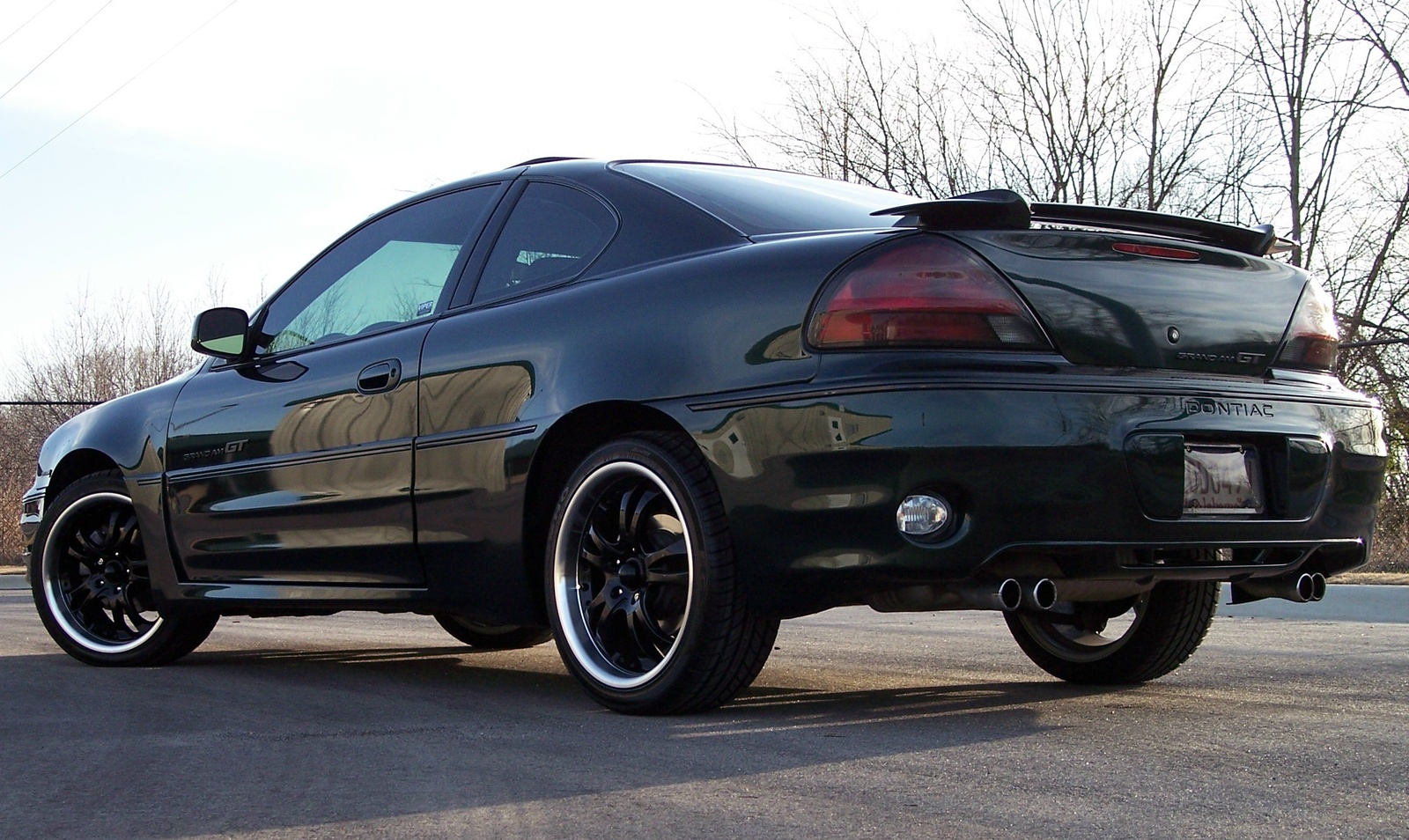 Pontiac Grand Am GT Coupe - Other Pictures - 2002 Pontiac Grand Am GT ...
