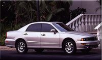 Picture of 1997 Mitsubishi Diamante 4 Dr LS Sedan