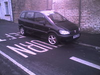 Picture of 2002 Vauxhall Zafira