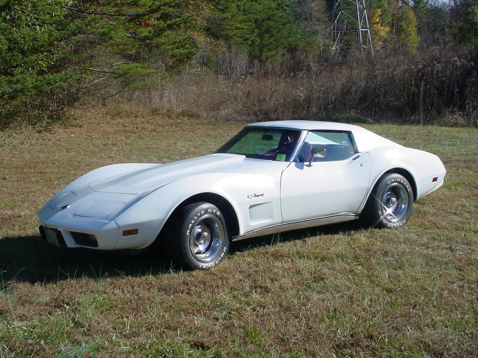 Chevrolet Corvette Coupe Pic