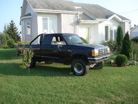 Picture of 1990 Ford Ranger XLT Extended Cab 4WD SB, gallery_worthy