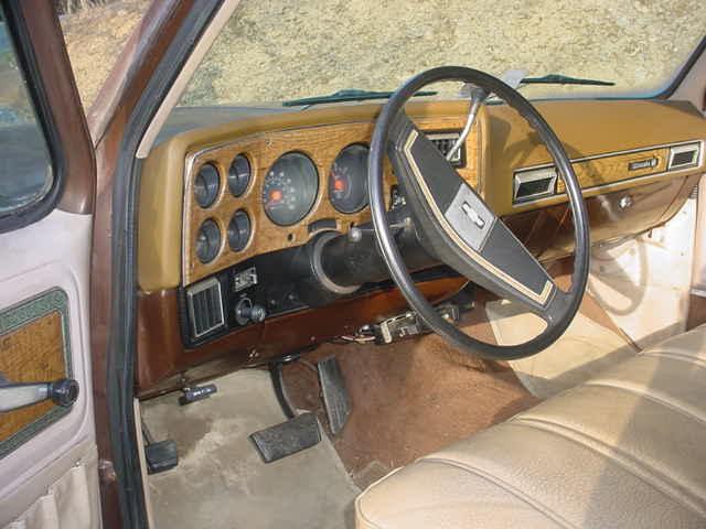 1990 Chevy Silverado Truck Seats
