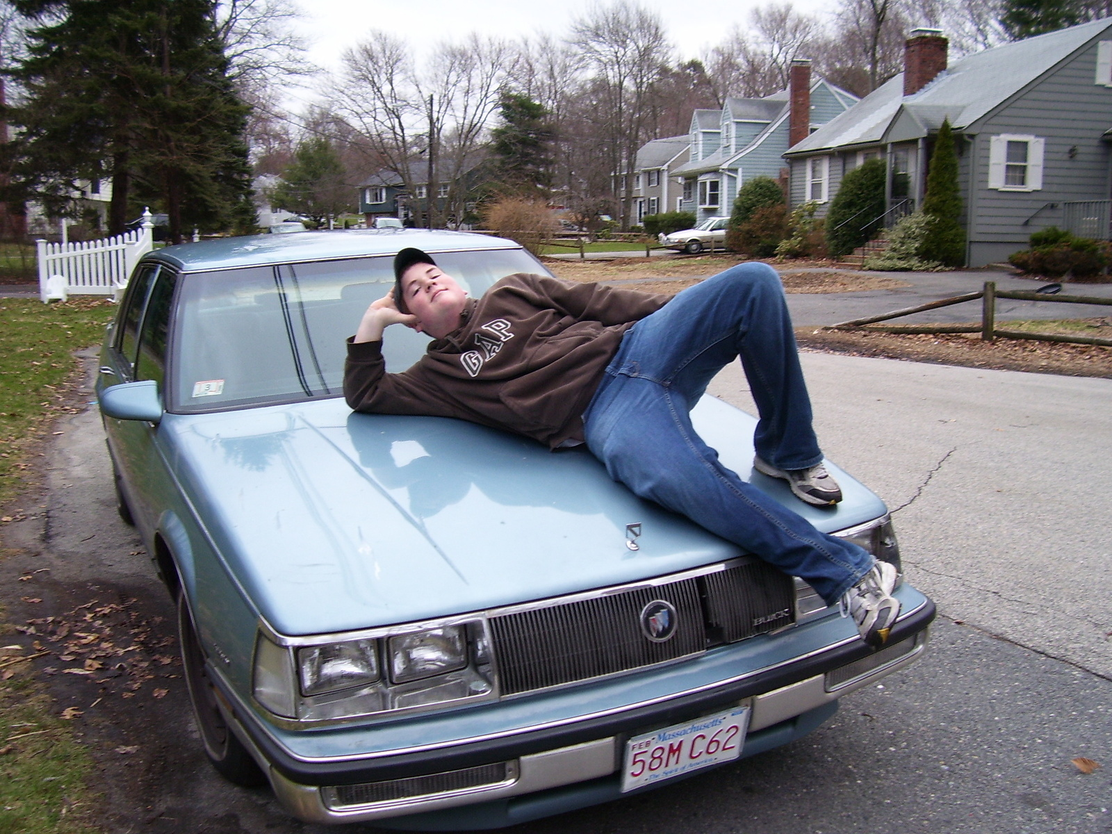 1986 Buick Electra