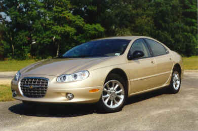 1999 Chrysler LHS 4 Dr STD Sedan picture