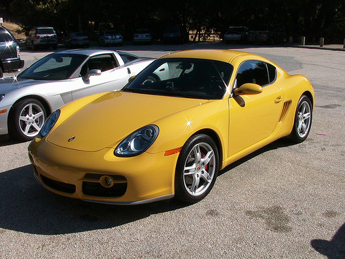 Picture of 2006 Porsche Cayman, exterior, gallery_worthy